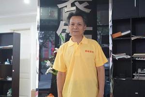 上海家装施工队长——陈为华
