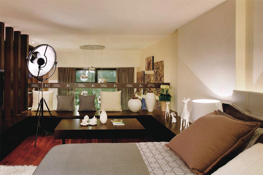 酒店式公寓装修,loft装修设计,loft设计,小户型loft