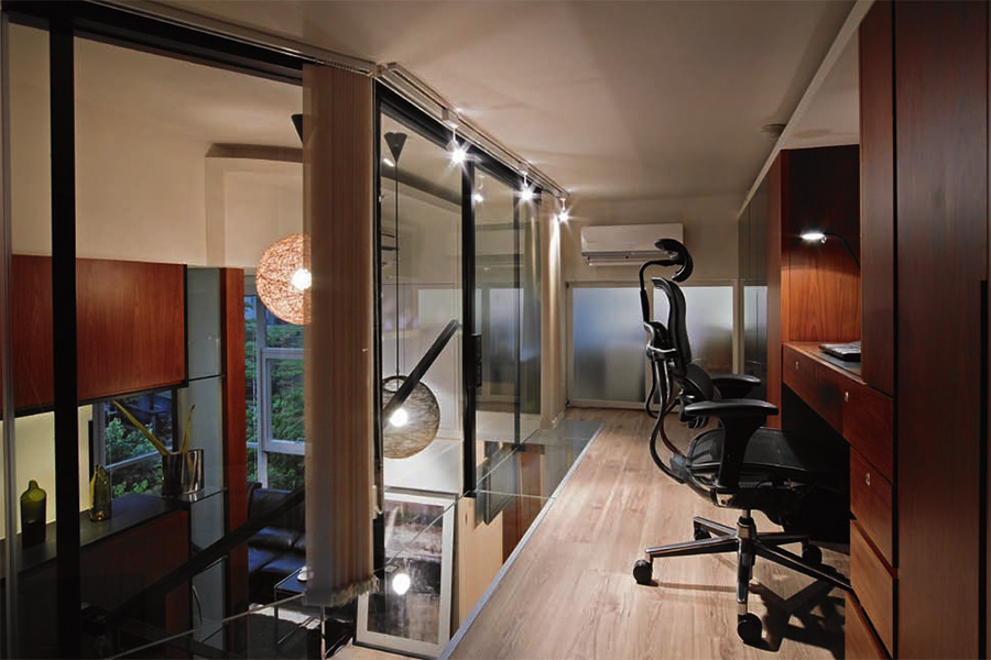 酒店式公寓装修,loft装修设计