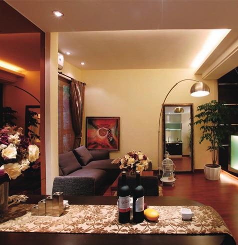 酒店式公寓装修同进理想城朱老师