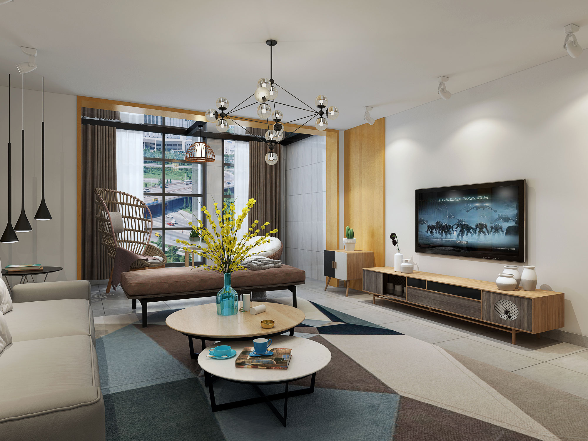 简·雅·素——loft设计施工上海曼城装饰最专业